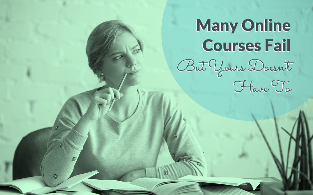 5 Surprising Reasons Many Online Courses Get A Big F