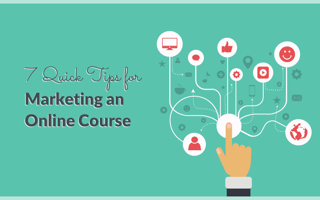 How To Market An Online Course For More Students