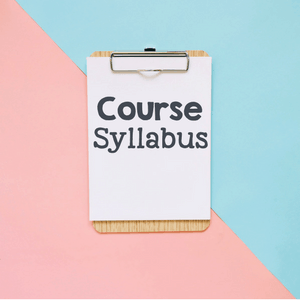 Online Training Syllabus